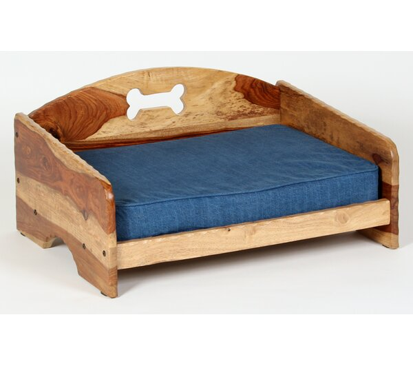 Craig Dog Bed with Orthopedic Foam Mattress by Tucker Murphy Pet