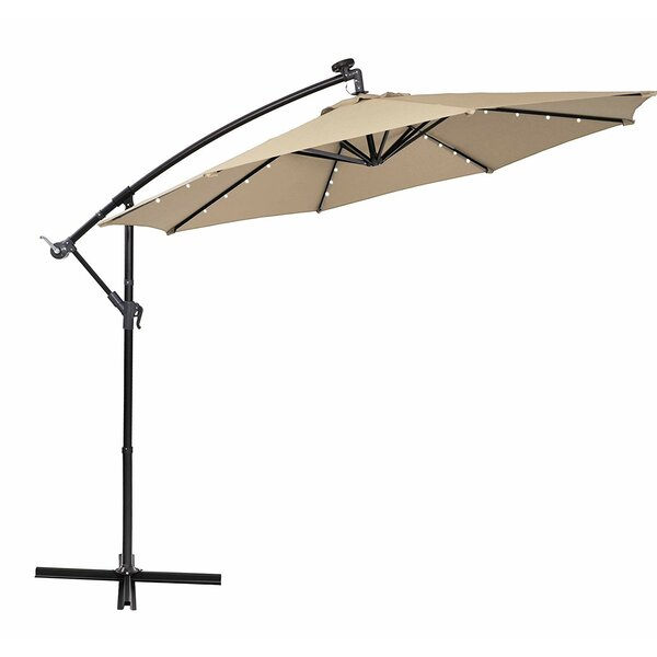 Bostic 10' Cantilever Umbrella By Freeport Park by Freeport Park Find
