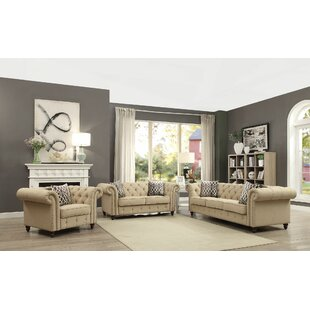 Gerson Configurable Living Room Set by Everly Quinn