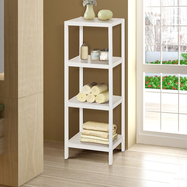 Spa 14.5 W x 40 H Bathroom Shelf by Gallerie Decor