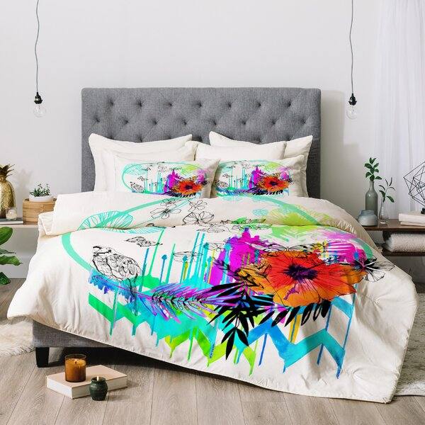 Holly Sharpe Siesta Comforter by East Urban Home