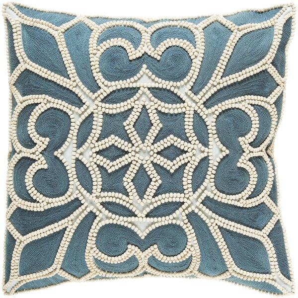 Baltz Cotton Throw Pillow by House of Hampton