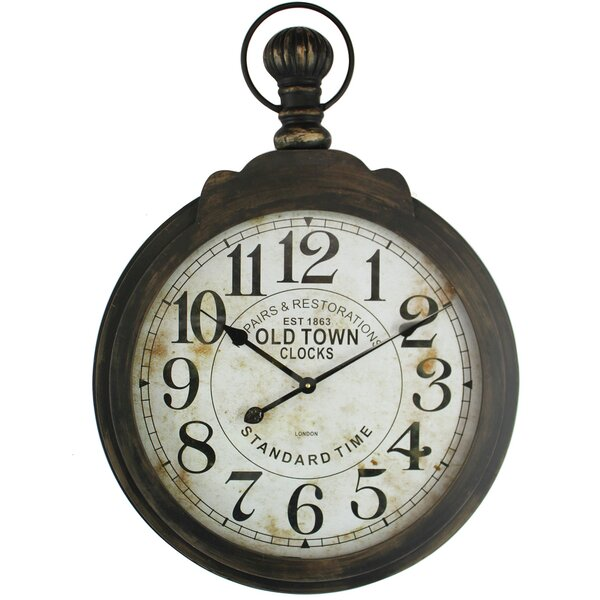 19.5 Wall Clock by Astoria Grand