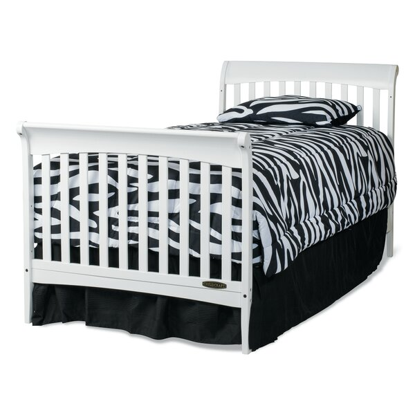 Ashton & London Twin Bed Rails by Child Craft