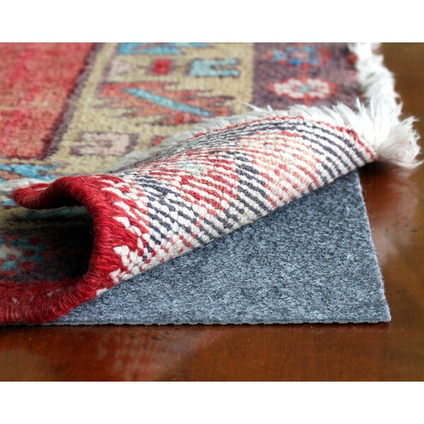 Rug Pro Ultra-Low Profile Felt and Rubber Rug Pad by RugPadUSA