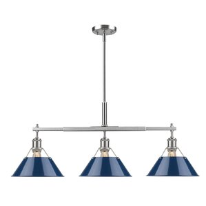 fangio lighting heater cube. weatherford linear 3-light kitchen island pendant fangio lighting heater cube