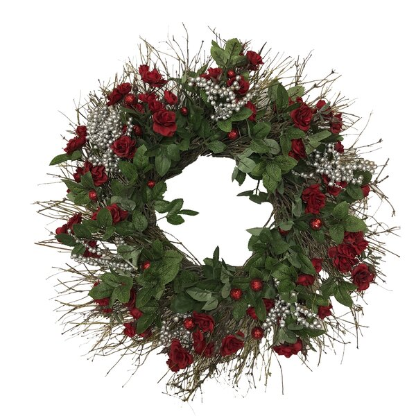 Belle Epoque Wreath by Gracie Oaks