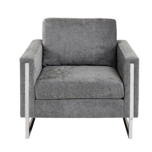 Wolter Armchair by Orren Ellis