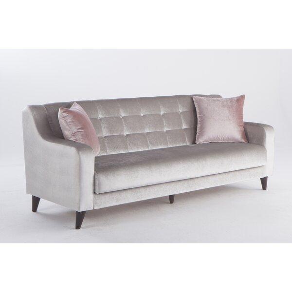 Rochester Square Arm Sofa By Rosdorf Park
