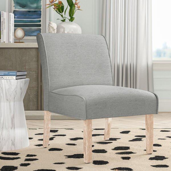 Sia Slipper Chair by Beachcrest Home Beachcrest Home