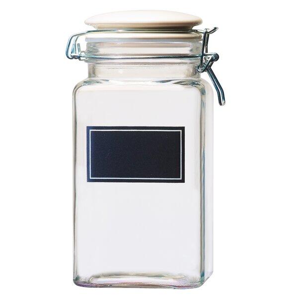 Cresta Chalkboard Storage Jar by Global Amici