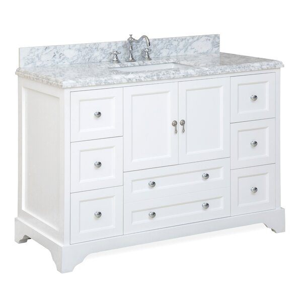 Madison 48 Single Bathroom Vanity Set by Kitchen Bath Collection