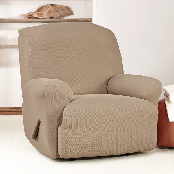 T-Cushion Recliner Slipcover by Sure Fit