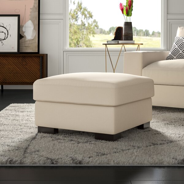 Cammarata Ottoman by Mercury Row