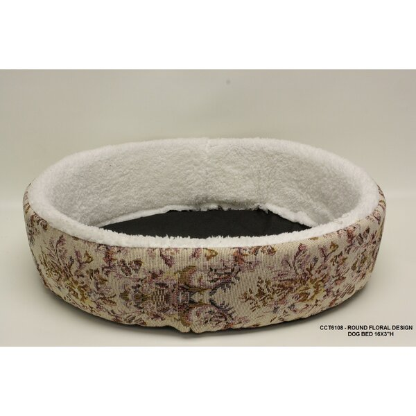 Floral Dog Bed by Desti Design