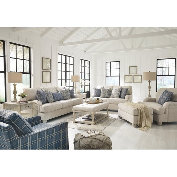 Ezio Configurable Living Room Set By August Grove Great price