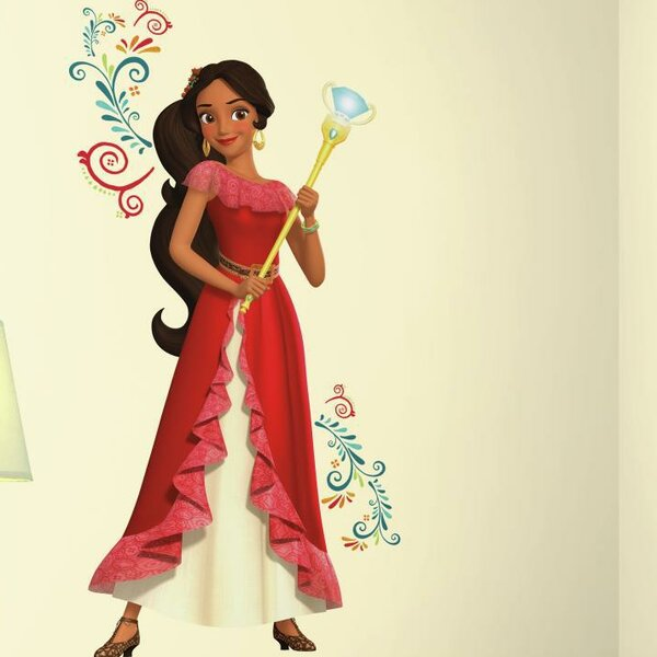 Princess Elena of Avalor Giant Peel and Stick Wall Decals by Room Mates