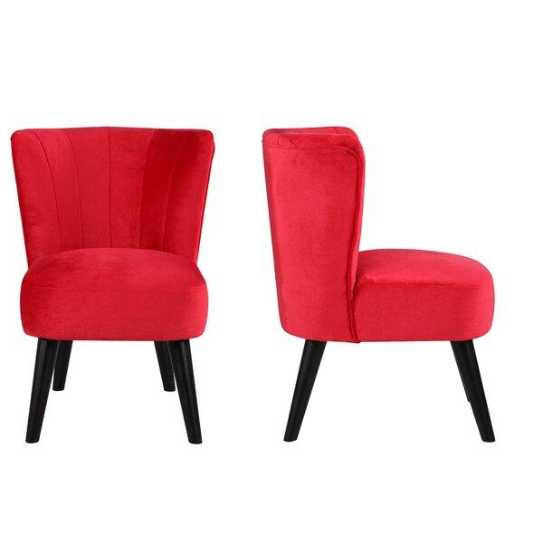 Vallecillo Barrel Chair by Wrought Studio