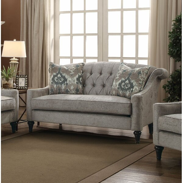 Owens Loveseat by Canora Grey