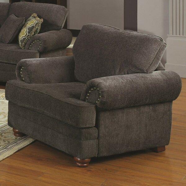 Kratochvil Armchair by Fleur De Lis Living