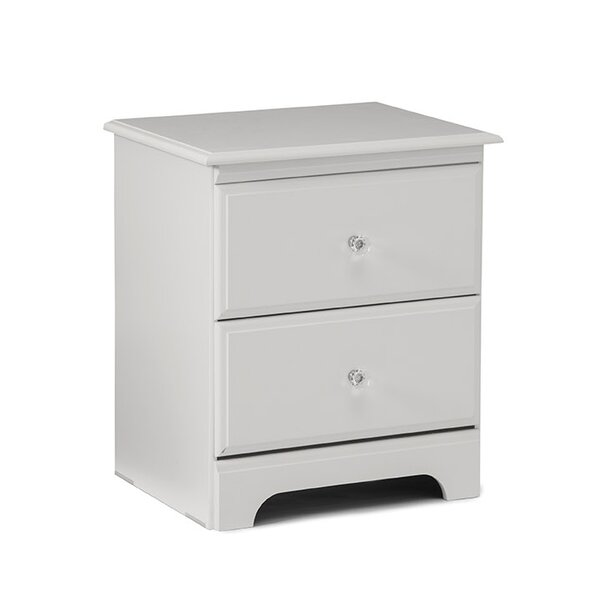 Adell 2 Drawer Nightstand by Lang Furniture