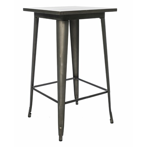 Amir Steel Bar Table By Williston Forge by Williston Forge Coupon