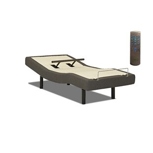 Sleep System Adjustable Bed Base By Sunset Trading