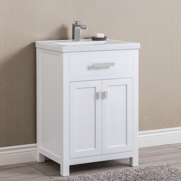 Knighten 24 Single Bathroom Vanity by Zipcode Design