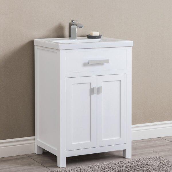 @ Knighten 24 Single Bathroom Vanity by Zipcode Design| #$0.00!