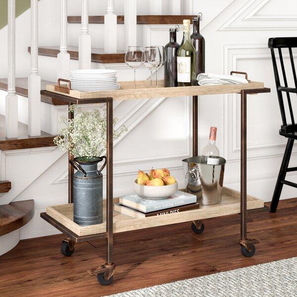 Hailee Bar Cart by Laurel Foundry Modern Farmhouse