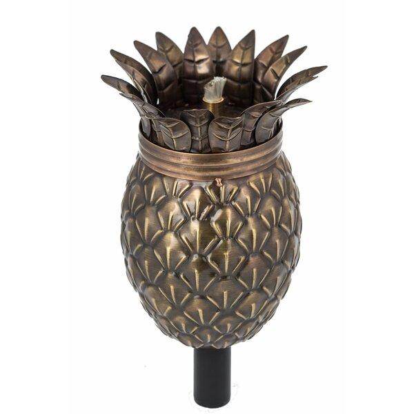 Pineapple Garden Torch by Legends International LLC
