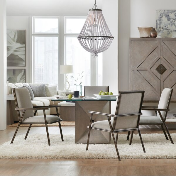 Carmel 5 Pieces Dining Set by Hooker Furniture