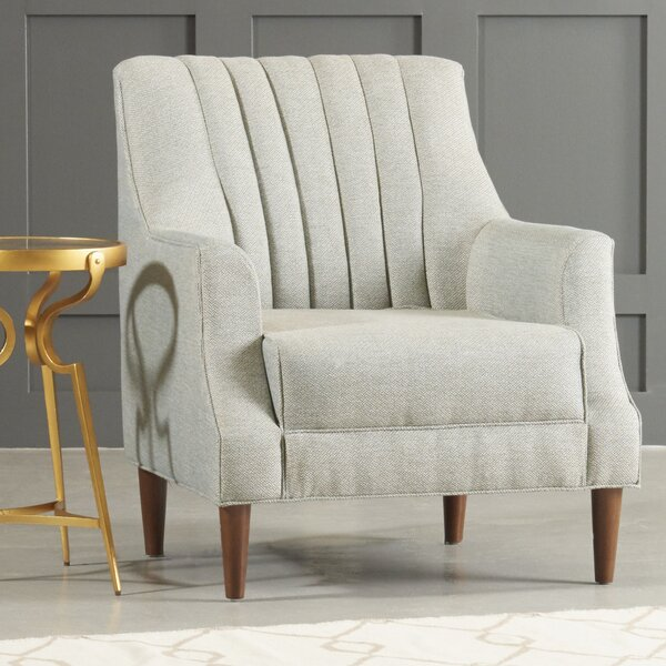 Dara Armchair by DwellStudio