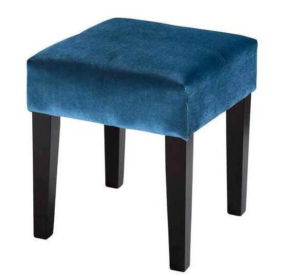 Rugeley Square Accent Stool by Mercer41