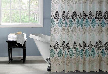 Shower Curtains Under $25 & Shower Curtains \u0026 Accessories You\u0027ll Love | Wayfair.ca