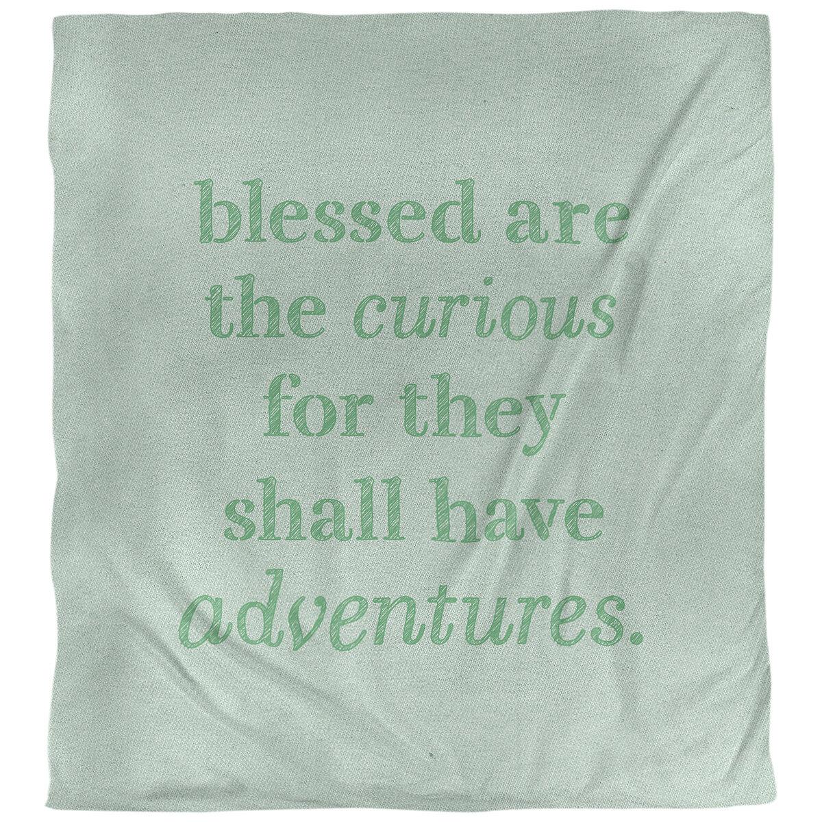 East Urban Home Curiosity Inspirational Quote Single Duvet Cover Wayfair