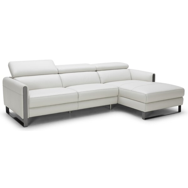 Jessie Reclining Sectional by Orren Ellis