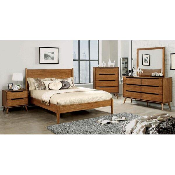Scherer Queen 4 Piece Bedroom Set by George Oliver