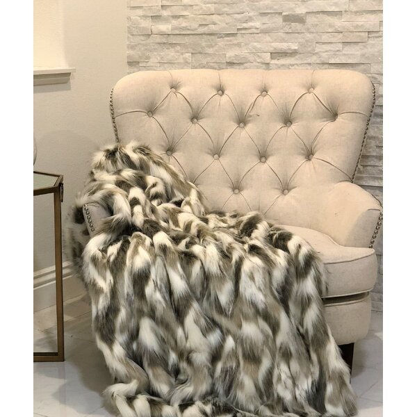 Bessey Handmade Luxury Throw by Foundry Select