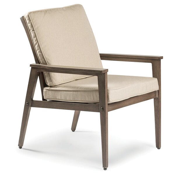 Horizon Patio Dining Chair with Cushion by Eddie Bauer
