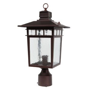 Sherly Outdoor 1-Light Lantern Head