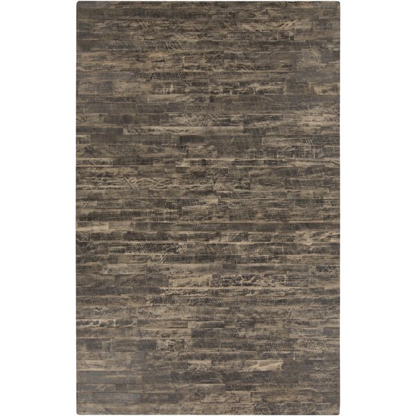 Horton Taupe Area Rug by Union Rustic