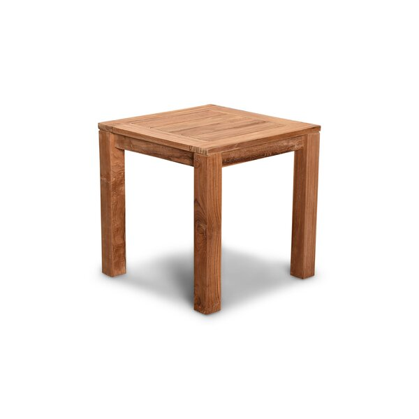 Classic Teak End Table by Harmonia Living