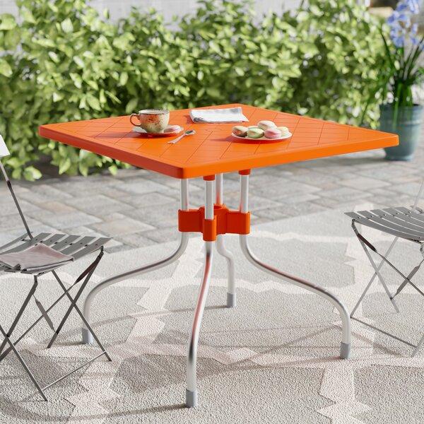 Buerger Folding Bistro Table by Latitude Run Latitude Run