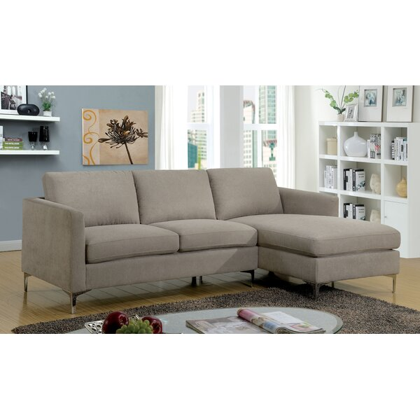 Jurado Sectional by Orren Ellis