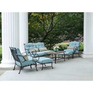 6 piece kerry patio seating group
