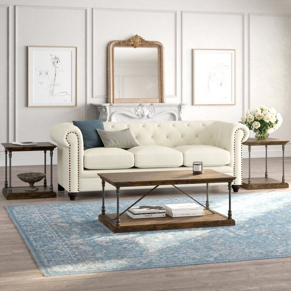 Boyd 3 Piece Coffee Table Set by Kelly Clarkson Home Kelly Clarkson Home