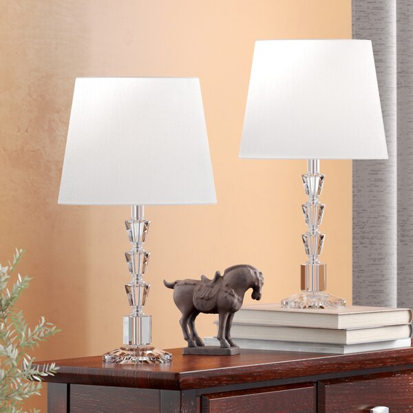 Pelchat Tiered Orb 16 Table Lamp (Set of 2) by Three Posts