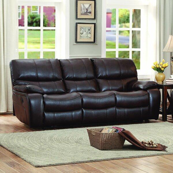 Lovitt Reclining Sofa by Latitude Run