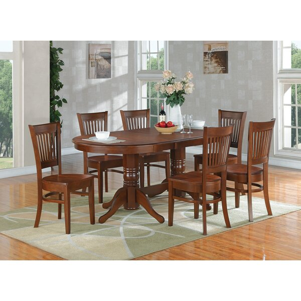 Rockdale 5 Piece Dining Set by Darby Home Co